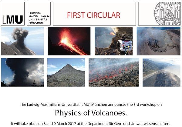 Physics of Volcanoes 2017